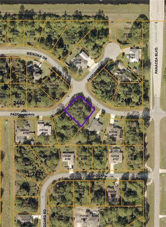 Wenona Drive, North Port, FL 34288 (MLS #C7441761) :: Griffin Group