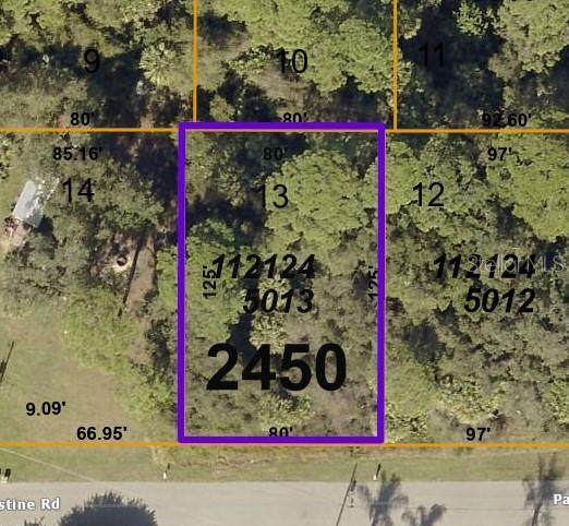 Palestine Road, North Port, FL 34288 (MLS #C7441768) :: Frankenstein Home Team