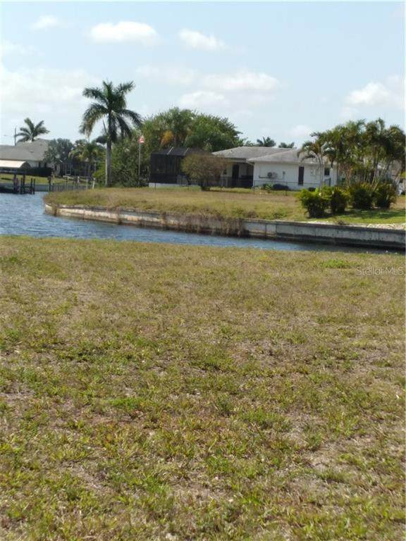 1247 NW 36TH Place, Cape Coral, FL 33993 (MLS #C7441805) :: Zarghami Group