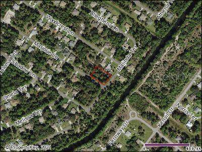 Marjorie Lane, North Port, FL 34286 (MLS #C7442073) :: Vacasa Real Estate