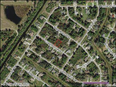 Cragmont Avenue, North Port, FL 34288 (MLS #C7442486) :: The Kardosh Team