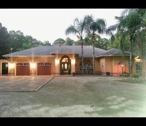 3444 Ulman Avenue, North Port, FL 34286 (MLS #C7442605) :: Realty One Group Skyline / The Rose Team