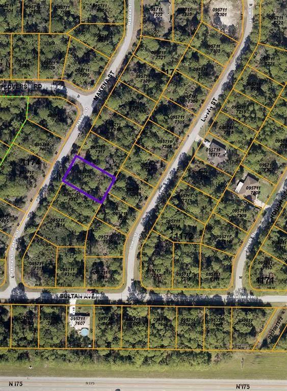 Makena Street, North Port, FL 34286 (MLS #C7442825) :: Southern Associates Realty LLC