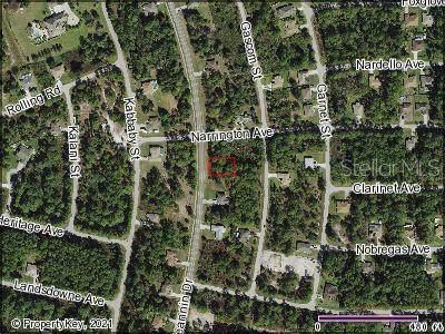 Jeannin Drive, North Port, FL 34288 (MLS #C7442855) :: The Kardosh Team