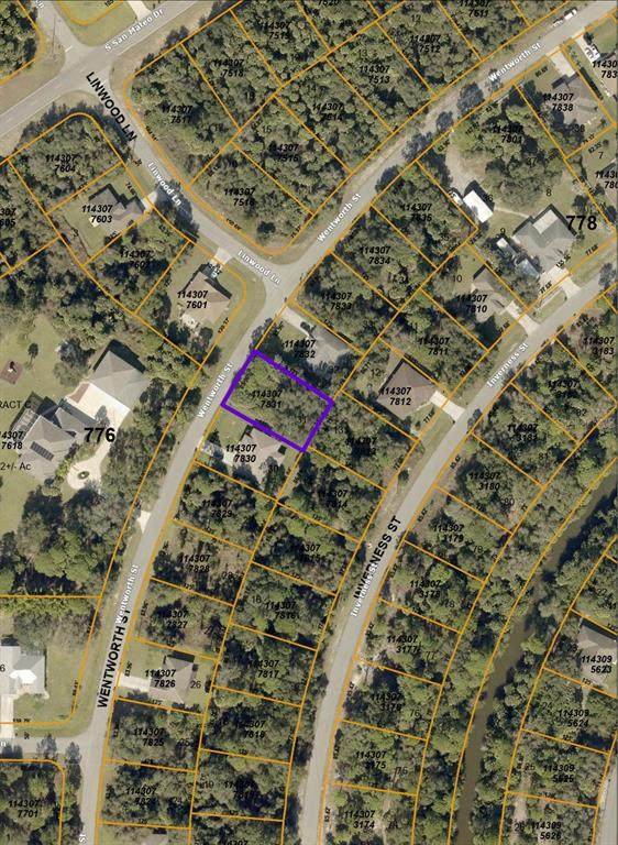 Wentworth Street, North Port, FL 34288 (MLS #C7442951) :: Southern Associates Realty LLC