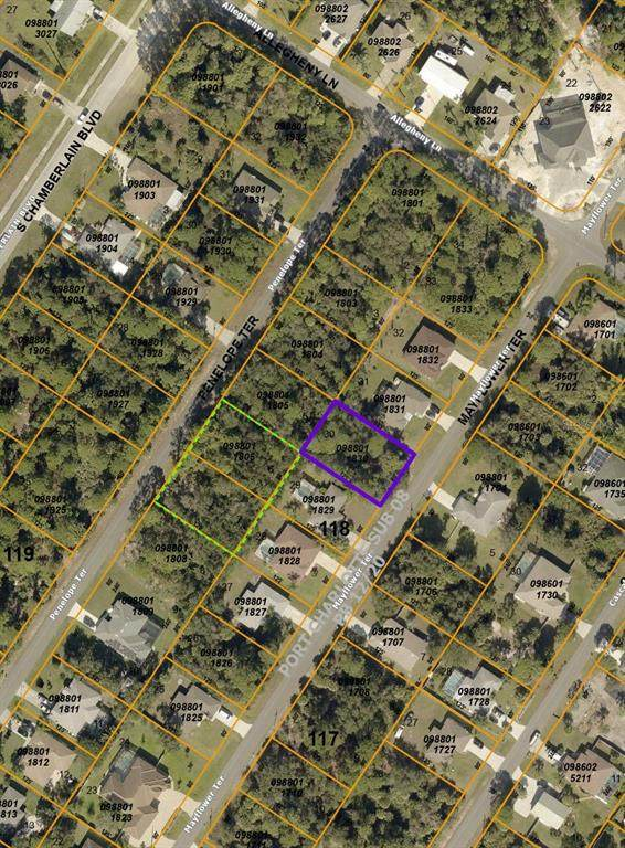Mayflower Terrace, North Port, FL 34286 (MLS #C7442956) :: Armel Real Estate