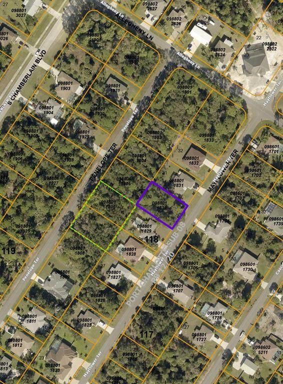 Mayflower Terrace, North Port, FL 34286 (MLS #C7442956) :: Premium Properties Real Estate Services