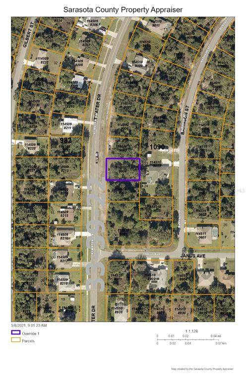 Atwater Drive, North Port, FL 34288 (MLS #C7442985) :: Armel Real Estate