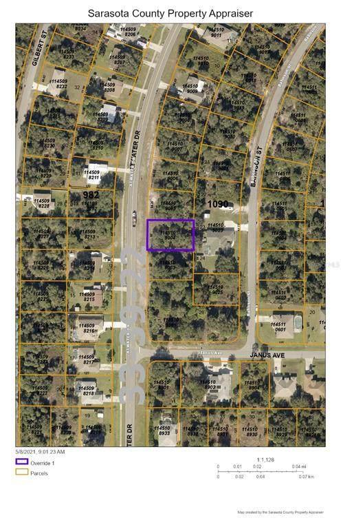 Atwater Drive, North Port, FL 34288 (MLS #C7442985) :: Lockhart & Walseth Team, Realtors