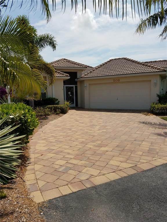 208 Big Pine Lane, Punta Gorda, FL 33955 (MLS #C7442999) :: CENTURY 21 OneBlue