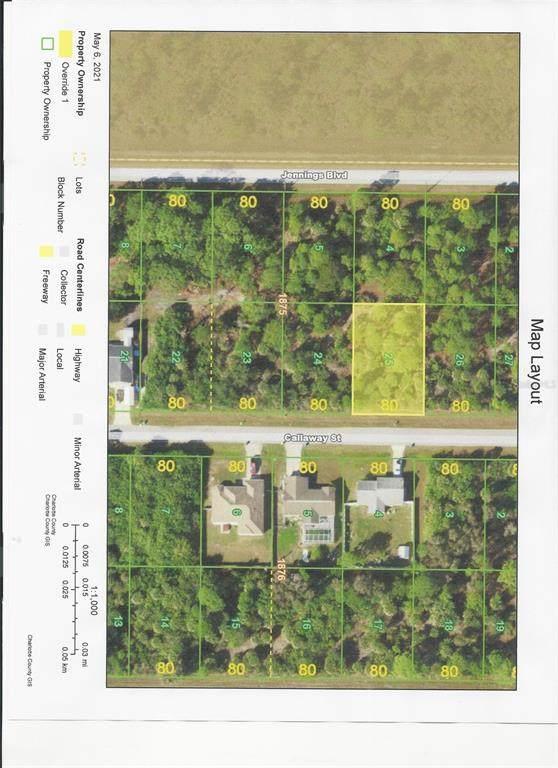 4447 Callaway Street, Port Charlotte, FL 33981 (MLS #C7443061) :: CGY Realty