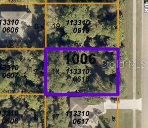 Atwater Drive, North Port, FL 34288 (MLS #C7443239) :: The Robertson Real Estate Group