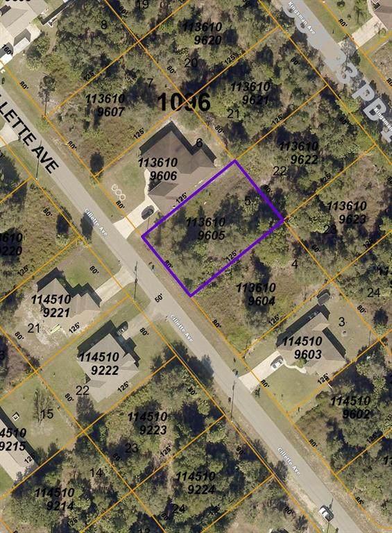 Cillette Avenue, North Port, FL 34288 (MLS #C7443284) :: Positive Edge Real Estate