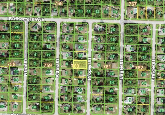 1469 Proper Street, Port Charlotte, FL 33952 (MLS #C7443402) :: Heckler Realty