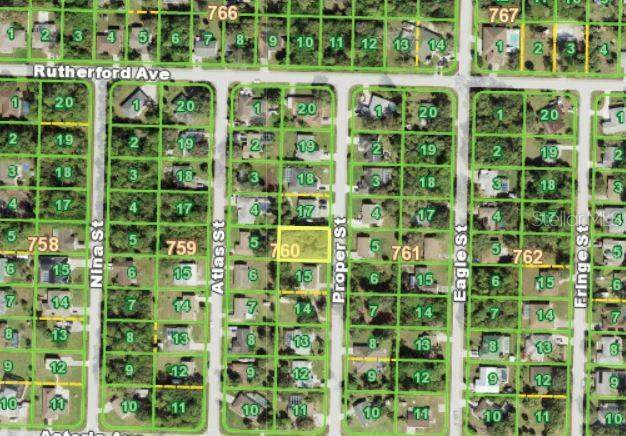 1469 Proper Street, Port Charlotte, FL 33952 (MLS #C7443402) :: Gate Arty & the Group - Keller Williams Realty Smart