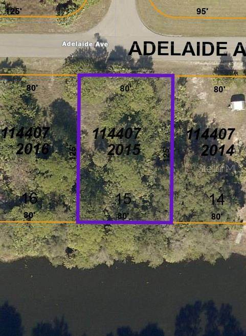Adelaide Avenue, North Port, FL 34288 (MLS #C7443677) :: Cartwright Realty