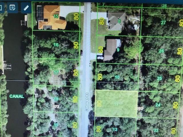 3152 Cabaret Street, Port Charlotte, FL 33948 (MLS #C7443761) :: Coldwell Banker Vanguard Realty