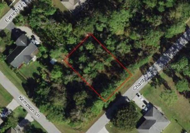 5443 Chard Terrace, Port Charlotte, FL 33981 (MLS #C7444065) :: The Price Group