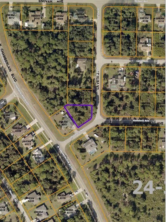 La Veta Street, North Port, FL 34286 (MLS #C7444633) :: Team Pepka