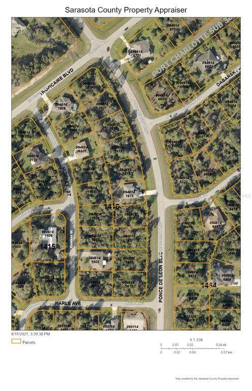 Ponce De Leon Boulevard, North Port, FL 34291 (MLS #C7444645) :: Coldwell Banker Vanguard Realty