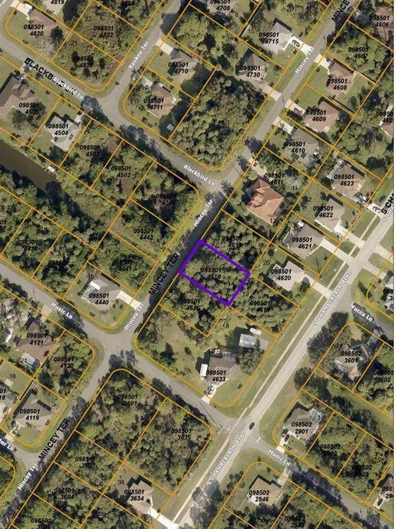 Mincey Terrace, North Port, FL 34286 (MLS #C7444717) :: Sarasota Gulf Coast Realtors