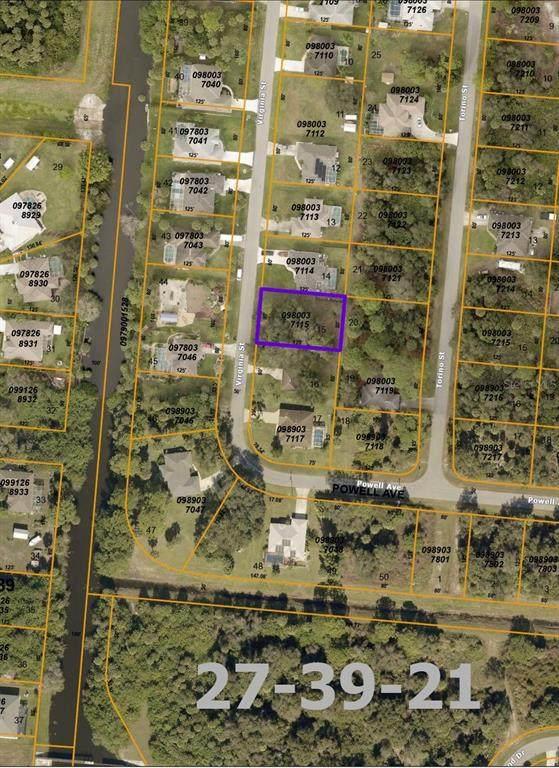 Virginia Street, North Port, FL 34287 (MLS #C7444720) :: Sarasota Gulf Coast Realtors