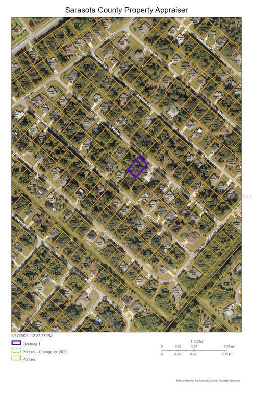 LOTS 29 & 30 Parlay Lane, North Port, FL 34286 (MLS #C7444914) :: Cartwright Realty
