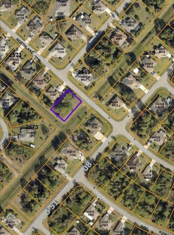 Northland Avenue, North Port, FL 34288 (MLS #C7444929) :: Armel Real Estate