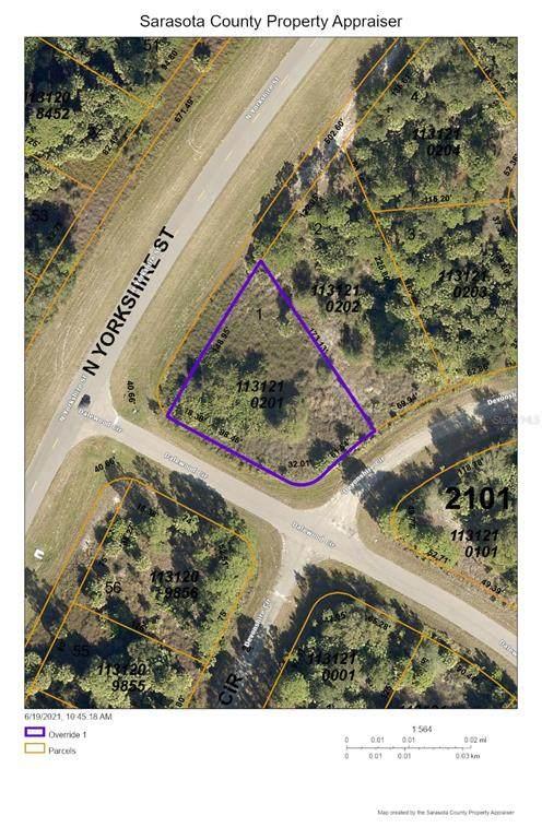 LOT 1 Devonshire Circle, North Port, FL 34288 (MLS #C7445001) :: Griffin Group