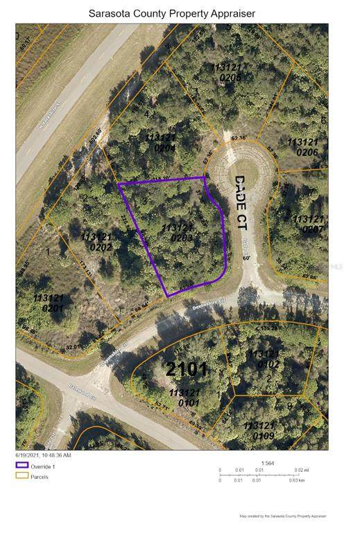 LOT 3 Dade Court, North Port, FL 34288 (MLS #C7445004) :: Griffin Group