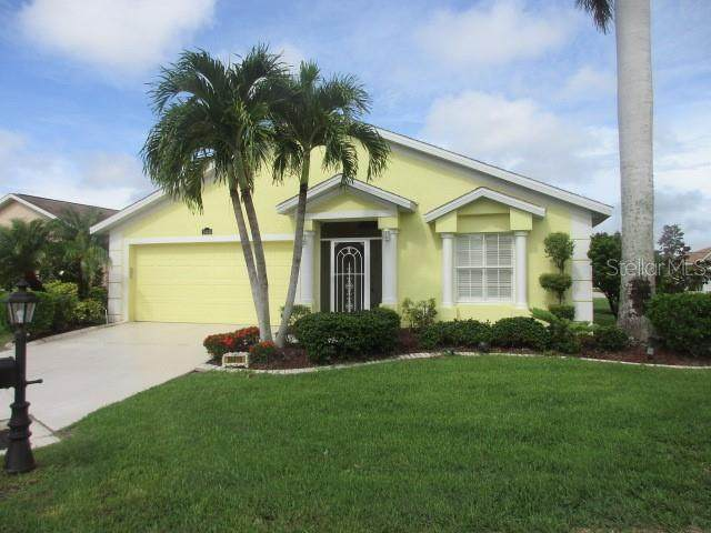 24415 Buckingham Way, Port Charlotte, FL 33980 (MLS #C7445659) :: Godwin Realty Group