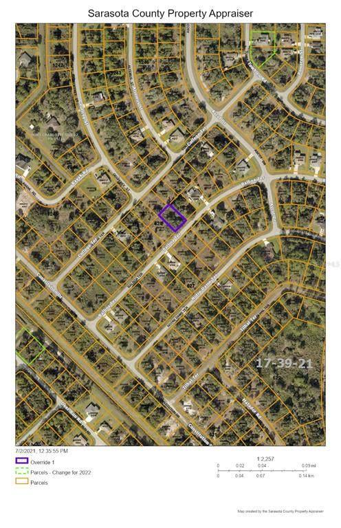 Balboa Terrace, North Port, FL 34291 (MLS #C7445696) :: GO Realty