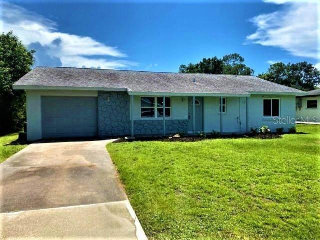 311 Aurora Street, Port Charlotte, FL 33948 (MLS #C7446033) :: Zarghami Group