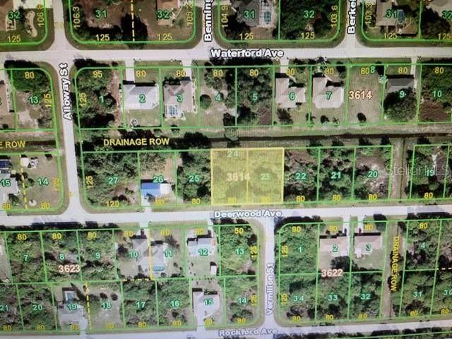 10310 Deerwood Avenue, Englewood, FL 34224 (MLS #C7446359) :: Alpha Equity Team