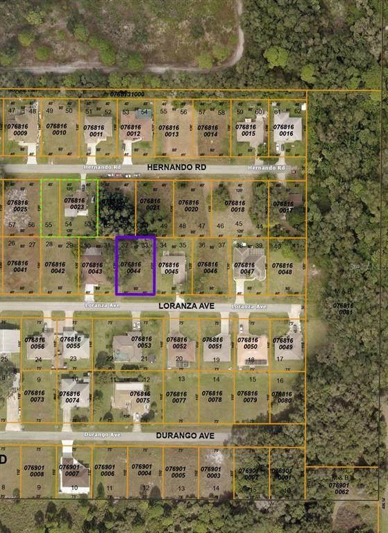 Loranza Avenue, North Port, FL 34287 (MLS #C7446417) :: Zarghami Group