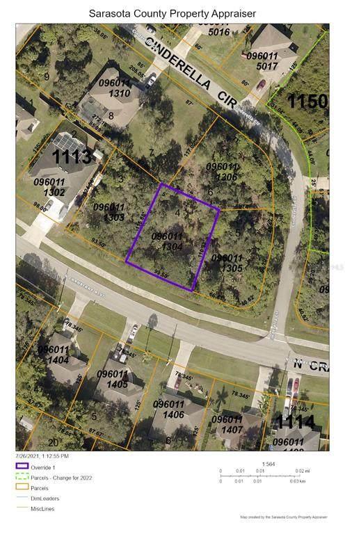 Lot 4 N Cranberry Boulevard, North Port, FL 34286 (MLS #C7446598) :: Sarasota Property Group at NextHome Excellence