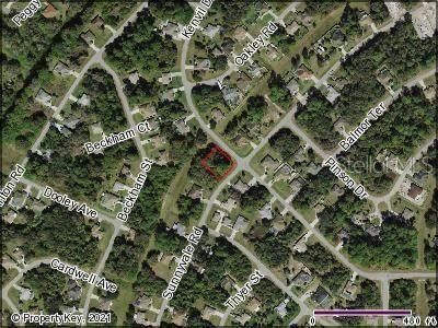 Kenvil Drive  /  Sunnyvale Rd, North Port, FL 34288 (MLS #C7446713) :: Lockhart & Walseth Team, Realtors
