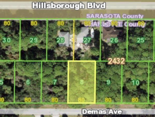 15434 Demas Avenue, Port Charlotte, FL 33954 (MLS #C7446759) :: Alpha Equity Team