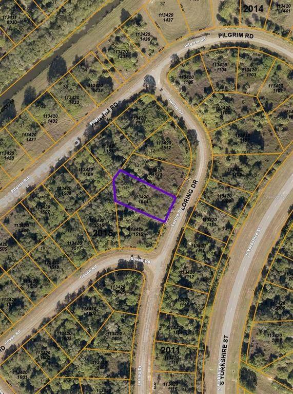 Loring Drive, North Port, FL 34288 (MLS #C7446781) :: Lockhart & Walseth Team, Realtors