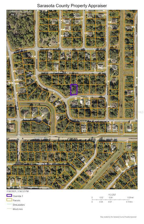 Taper Lane, North Port, FL 34288 (MLS #C7446852) :: EXIT King Realty