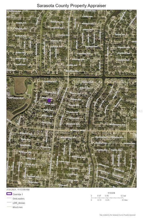Winfall Avenue, North Port, FL 34286 (MLS #C7446877) :: The Paxton Group
