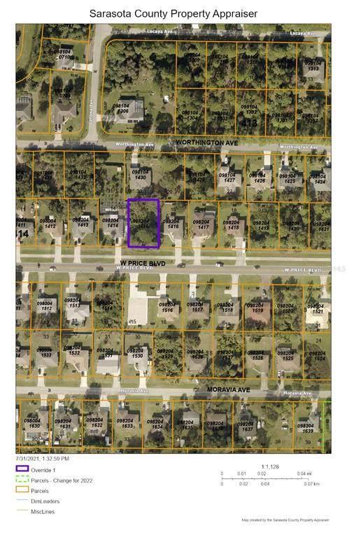W Price Boulevard, North Port, FL 34286 (MLS #C7446885) :: Gate Arty & the Group - Keller Williams Realty Smart