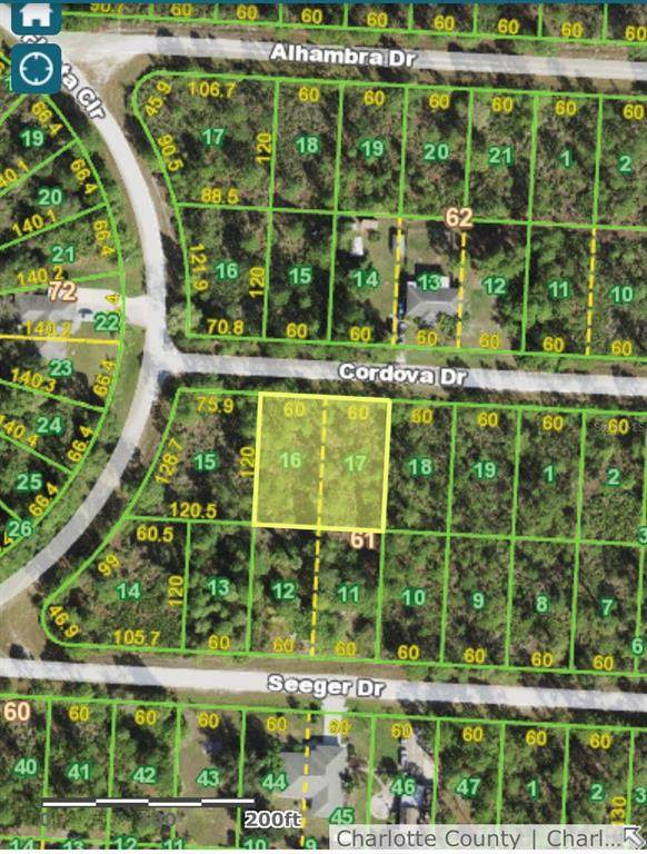 27133 Cordova Drive, Punta Gorda, FL 33955 (MLS #C7446921) :: GO Realty