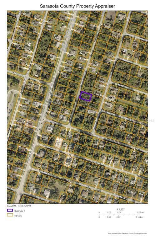 Nantucket Terrace, North Port, FL 34286 (MLS #C7446931) :: Team Bohannon