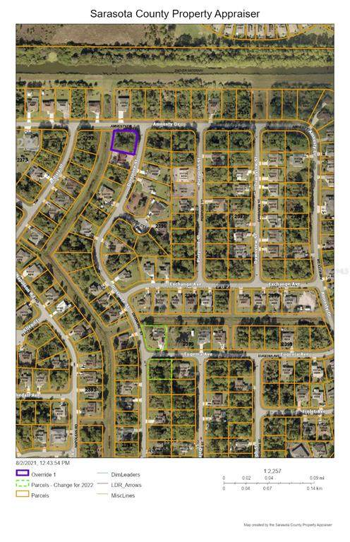 Dinsmore Street, North Port, FL 34288 (MLS #C7446935) :: Realty Executives