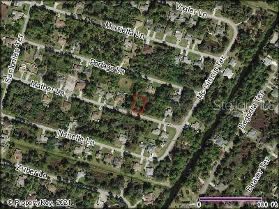 Mather Lane, North Port, FL 34286 (MLS #C7446991) :: Lockhart & Walseth Team, Realtors