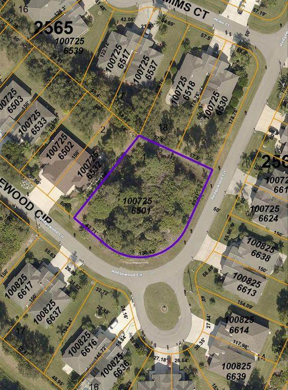 Hedgewood Circle, North Port, FL 34288 (MLS #C7446994) :: Lockhart & Walseth Team, Realtors