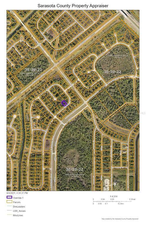 Gladview Circle, North Port, FL 34288 (MLS #C7447070) :: Globalwide Realty