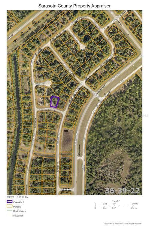 Flower Lane, North Port, FL 34288 (MLS #C7447072) :: Globalwide Realty