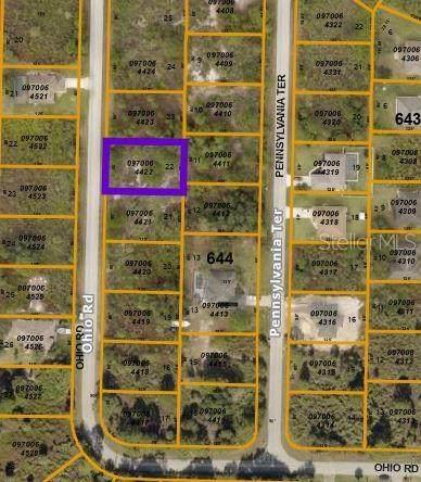 Lot 22 W Ohio Road, North Port, FL 34291 (MLS #C7447137) :: Delgado Home Team at Keller Williams